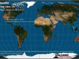 Italy Volcano Map Earthquake Info M2 6 Earthquake On Wed 14 Nov 15 56 32 Utc