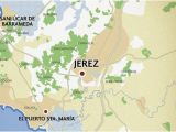 Jerez De La Frontera Spain Map Types Of Sherry Wines Sherrynotes