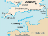 Jersey Europe Map Channel islands Facts for Kids