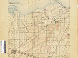 Kalahari Ohio Map Ohio Historical topographic Maps Perry Castaa Eda Map Collection