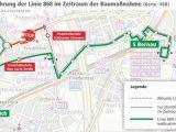 Karval Colorado Map Bernau 1 Jahriger Ausbau Der Bernauer Allee L30 In Schonow Bbg Info