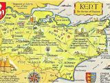 Kent On A Map Of England Pin by Debbie Griffiths On Maps