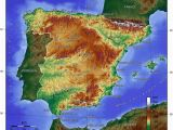 Kids Map Of Spain Spain Facts for Kids