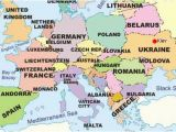 Kiev Europe Map Ukraine On the Map Of Europe Casami