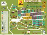 Koa Campgrounds Canada Map Mt Vernon Kentucky Campground Renfro Valley Koa