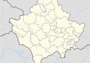Kosovo Map In Europe Lipjan Wikipedia