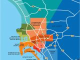 La Jolla California Map Promotional Materials Guides Maps the Official Travel Resource