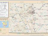 La Junta Colorado Map 34 Colorado Highway Map Maps Directions