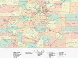 La Junta Colorado Map Colorado Highway Map Elegant Colorado County Map with Roads Fresh