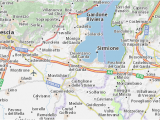 Lake Garda Italy Map Google Desenzano Del Garda Map Detailed Maps for the City Of Desenzano Del