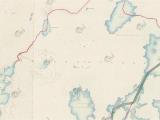 Lakes In Ireland Map Lettermuckoo Leitir Mucao Lettermuckoo Leitir Mucu Oughterard