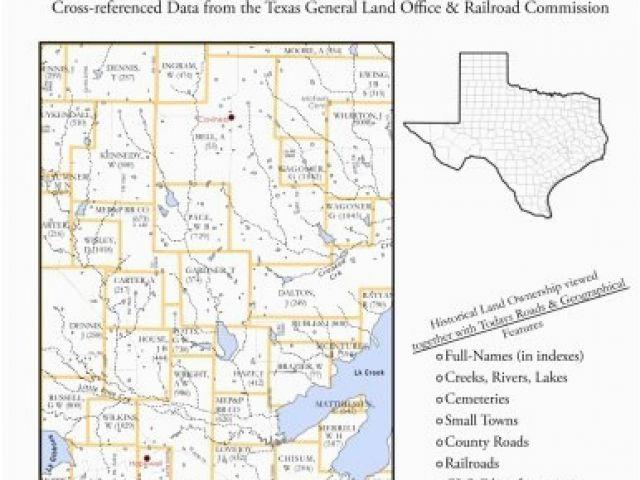 Lamar County Texas Map Texas Land Survey Maps For Lamar
