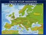 Landforms Of Europe Map Physical Europe Map Climatejourney org