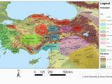 Language Map Canada Map Languages Anatolia north Syria and Upper Mesopotamia 1700 Bc