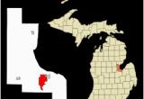Lapeer Michigan Map Bay City Michigan Wikipedia