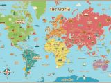 Large Wall Map Of Europe 37 Eye Catching World Map Posters You Should Hang On Your