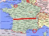 Laval France Map Texpertis Com Map Of southern France Elegant France