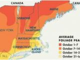 Leaf Map New England 8 Best Autumn Foliage Maps Images In 2014 Fall Foliage Map
