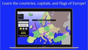Learn Europe Map Europe Map Quiz App Price Drops