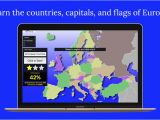 Learn the Map Of Europe Europe Map Quiz App Price Drops