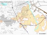 Lexington north Carolina Map Columbia Map Guide Online Maps Of Columbia south Carolina