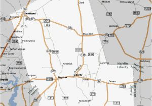 Liberty County Texas Map Liberty County Texas Map Business Ideas 2013
