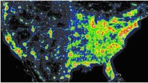 Light Pollution Map Michigan 1197 Best In the U S Of A Images In 2019 United States Family