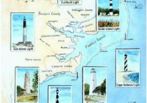 Lighthouses In north Carolina Map 71 Best Lighthouses Of Nc Images Light House Lighthouses Nc