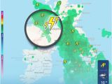 Lightning Europe Map Weather Radar Live forecast On the App Store