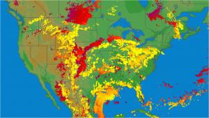 Lightning Strike Map Canada Did Lightning Start A 45 000 Barrel Jim Beam Warehouse Fire
