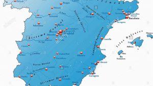 Lleida Spain Map Map Od Spain Stockfotos Map Od Spain Bilder Alamy