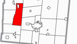 Logan County Ohio township Map Washington township Logan County Ohio Wikipedia