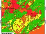Lorca Spain Map Geological Map Of Part Of the Eastern Betic Cordillera Se Spain