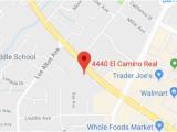 Los Altos California Map Tri Home
