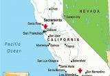 Los Angeles California Map Google Map California Google Map California Cities California Map Map Of
