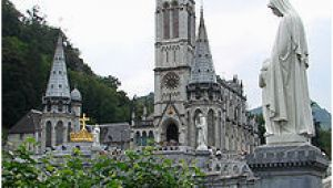 Lourdes France Map Our Lady Of Lourdes Wikipedia