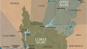 Lower Colorado River Authority Map the Disappearing Colorado River the New Yorker