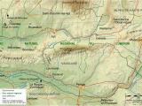 Luberon Map France Village Des Bories Wikipedia
