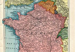 Luxembourg On Map Of Europe 1921 Map France Belgium Luxembourg Post World War One