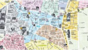 Madrid Spain Map tourist Maps and Essential Guides Of Madrid