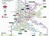 Madrid Spain Metro Map Plano Metro Madrid 2006 My soul Madrid Map Spanish Art