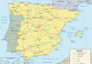Mahaka Spain Map Maps In Spanish Spain Map D1softball Net