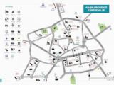 Map Aix En Provence France Maps Aix En Provence A Office De tourisme