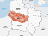 Map Amiens France Departement somme Wikipedia