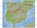 Map Avila Spain Iberisches Scheidegebirge Wikipedia