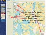Map Bend oregon area Publiclands org oregon