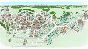Map Colorado State University Michigan State University Map Inspirational Campus Maps Maps