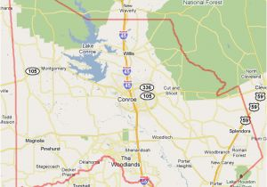 Map Conroe Texas where is Porter Texas On Map Business Ideas 2013