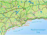 Map Costa Del sol Spain Costa Del sol Wikipedia