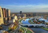 Map Downtown Columbus Ohio Downtown Columbus Map Downtown Columbus
